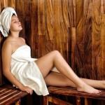Domácí sauna, maximální relax a soukromí