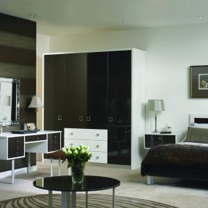 Foto moderní ložnice