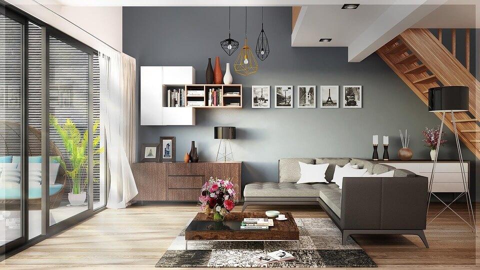 5 Gorgeous Scandinavian Bathroom Ideas: Jak Správně Vymalovat Obývací Pokoj?