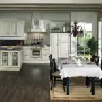 Kuchyně s inspirací ve stylu Provence
