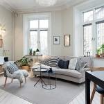 Bydlení ve skandinávském stylu je elegantní a jednoduché