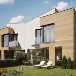 Top Rezidence: nízkoenergetické a pasívní domy v Šáreckém údolí