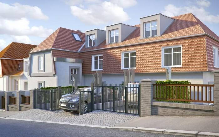Villa Doria - rezidenční byty