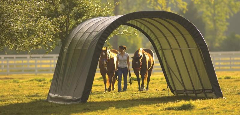 Přístřešek pro koně Hadar 22,6 m²