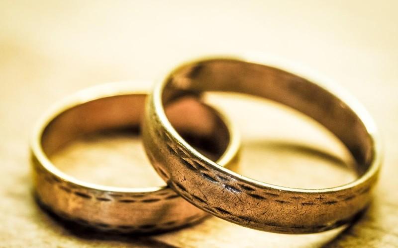 Zlaté prsteny - zdroj: pixabay