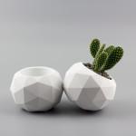10 tipů z Etsy: betonové květináče za pár stovek