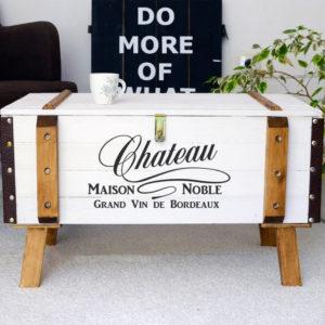 Konferenční stolek truhla