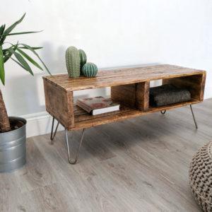 Konferenční stolek z palet