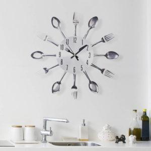 kuchyňské nástěnné hodiny