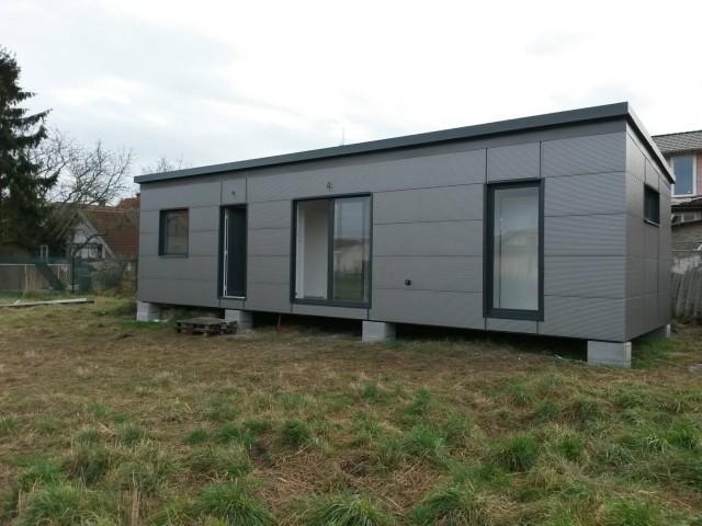 mobilní dům pro celoroční bydlení